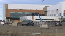 Grande Prairie hospital