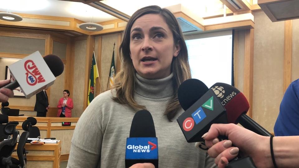 Ward 7 Councillor Mairin Loewen