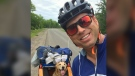 Vancouver man plans cycling trip with his dog