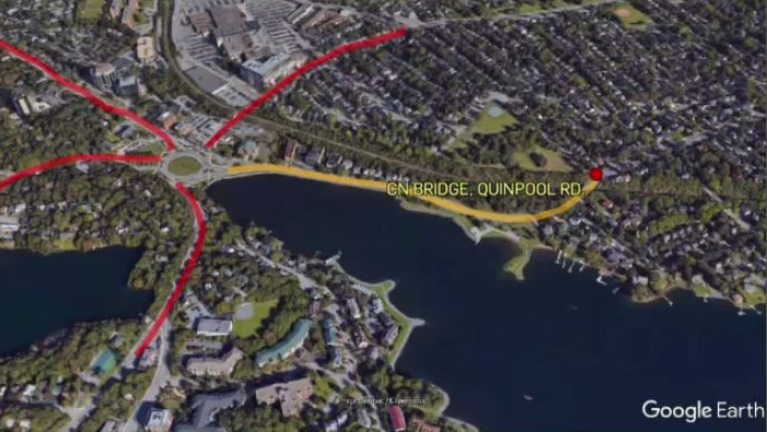 a1a6e7f940 Quinpool Road is a critical traffic route and one of six main roadways used to  get into downtown Halifax and one of the exits from the Armdale Rotary.