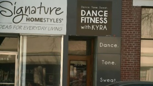 Dance Fitness With Kyra in Moose Jaw.