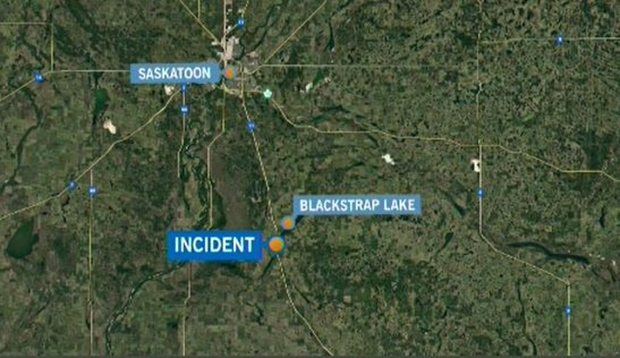 Fatal rollover south of Saskatoon | CTV News