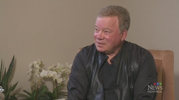 William Shatner coming to Montreal Comiccon