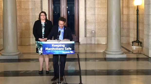 Under the new requirements, drivers will have to complete 121.5 hours of training. (Source: Jeremie Charron/CTV News)