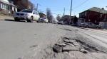 CAA worst roads