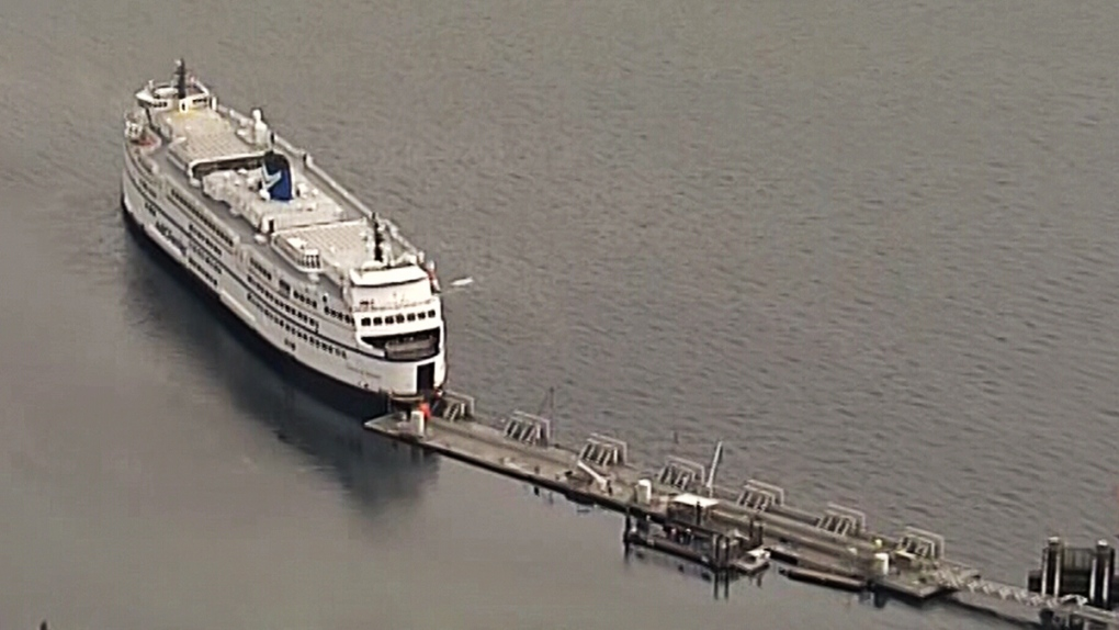 Crash that trapped BC Ferries passengers for hours caused by 'procedural error,' officials say
