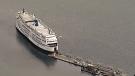 BC Ferries vessel strikes dock on Sunshine Coast