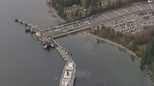 BC Ferries vessel smashes into dock