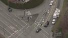 Teen pedestrian ID'd as victim of crash