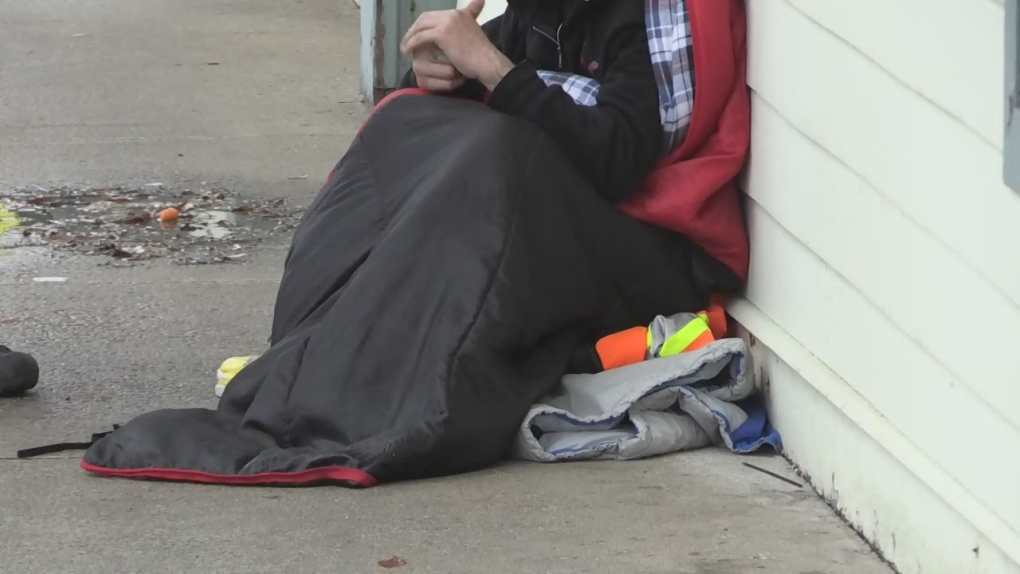 Waterloo Region shelters stretched as temperatures sink