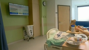 CTV Montreal: The cost of TV in hospitals