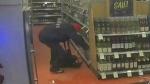 Liquor thefts
