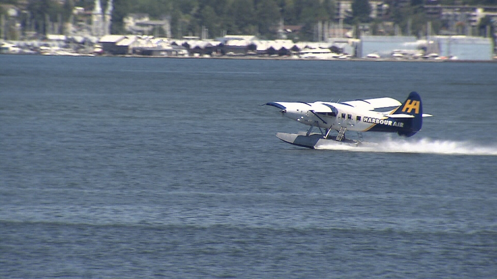Harbour Air sets sights on electric planes