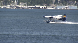 A Harbour Air plane is seen in this file photo.