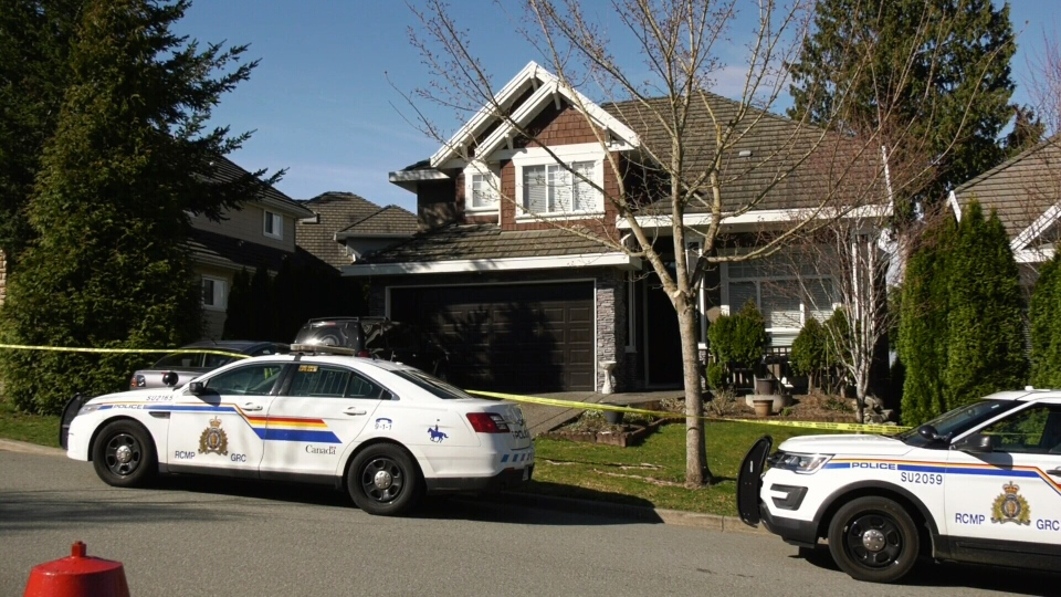 Mother, 2 sons ID'd as deceased in Surrey homicide investigation