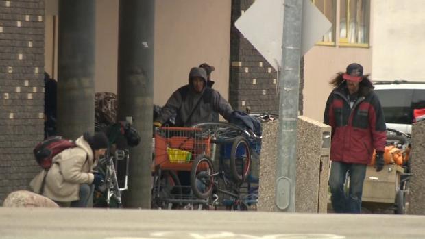 Province promises funding for Alberta homeless shelters