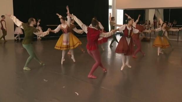 CTV Montreal: Giselle: romantic ballet