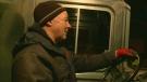 Brad McLeod is one of only a few milkmen left in the province.