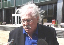 Forensic pathologist, Dr. Michael Baden, spoke with CTV News on Saturday, August 1, 2009 about the findings.