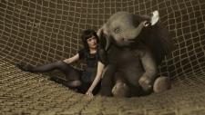 Eva Green in a scene from 'Dumbo'