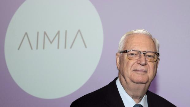 Aimia chairman of the board Robert Brown
