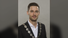 Rob Vagramov was 28 when elected last October, making him Port Moody's youngest mayor on record.