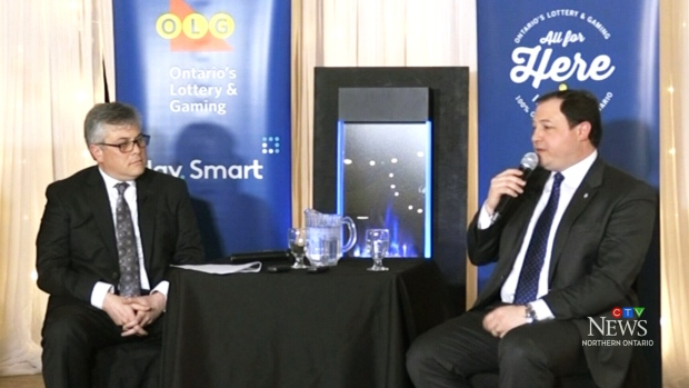 Fireside chat with Sault Ste. Marie's mayor