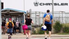 Chrysler Windsor plant