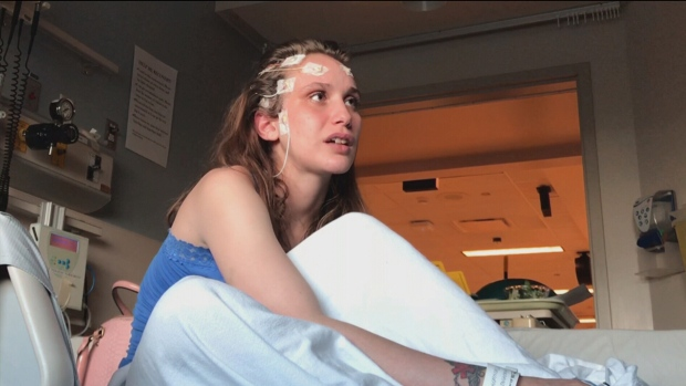Epilepsy patient refuses to leave Vancouver hospital without support