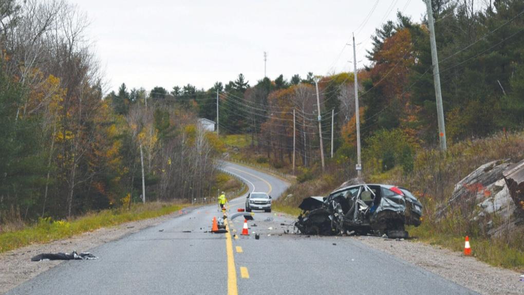 Ottawa Valley crash