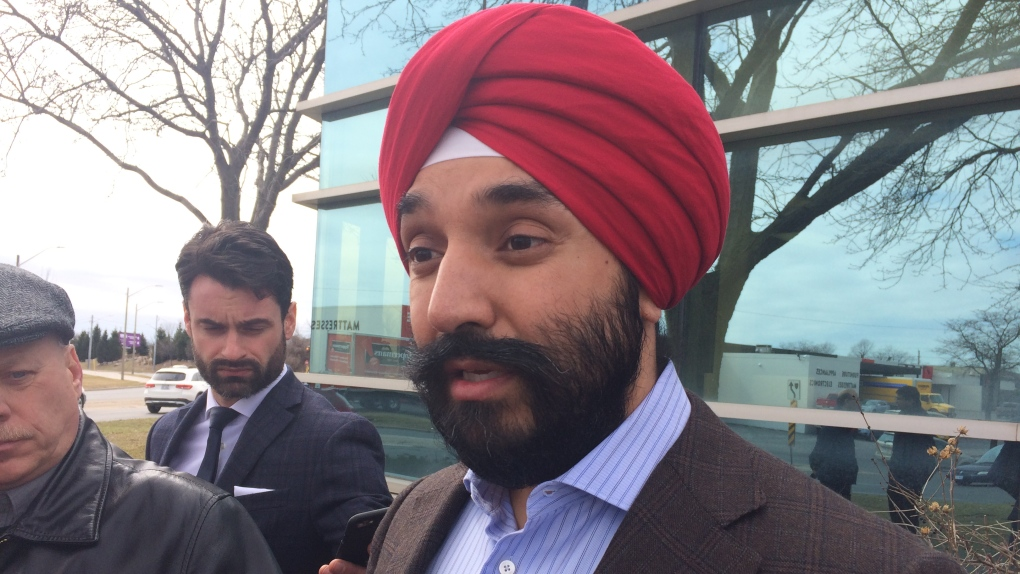 Pacifica to qualify for federal rebate program: Bains