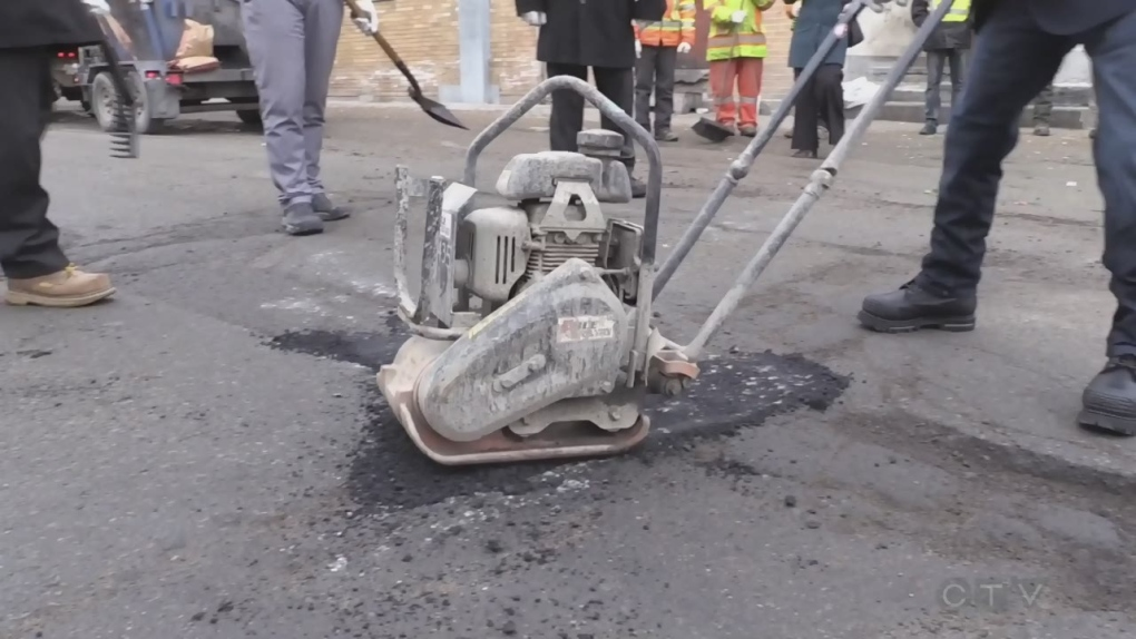 More help on the way for Sudbury's pothole problem