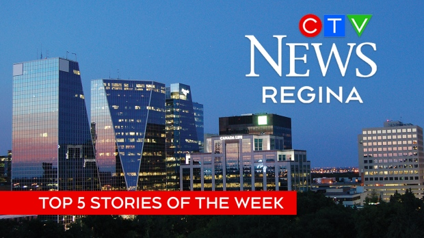 Top stories: Curler honoured, Unifor members protest, driver charged in THC roadside test