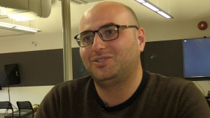 Tech skills help Syrian refugee settle in Ont.