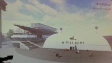 CFL Dome