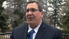 Alberta Independence Party Leader Dave Bjorkman