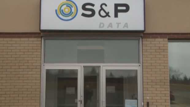 S&P Data call centres