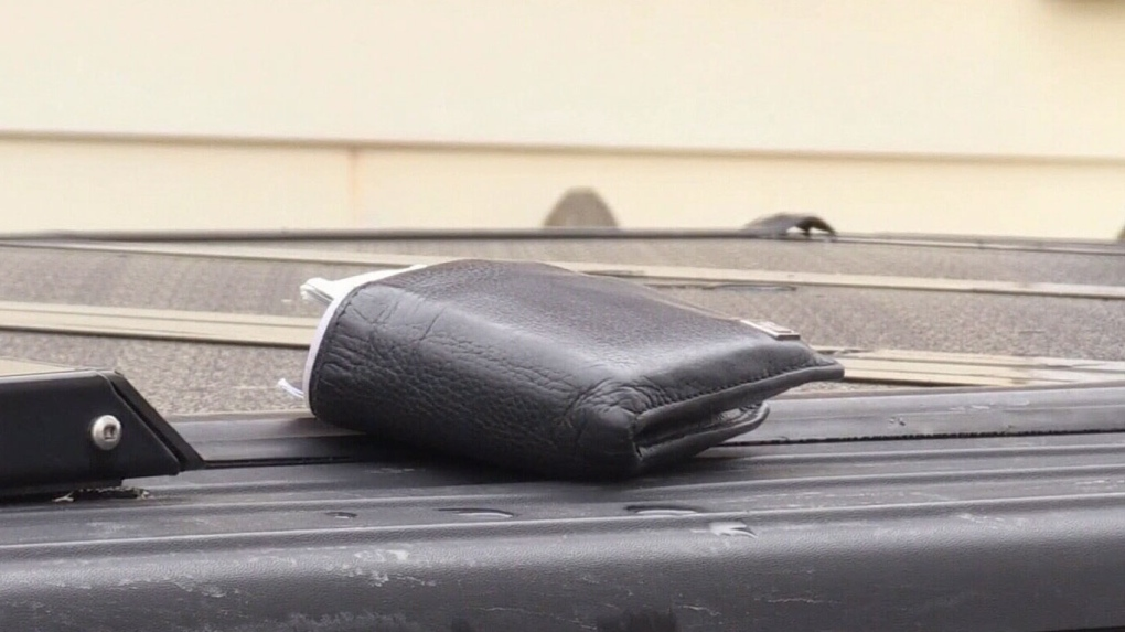 Missing wallet returned by GRT driver