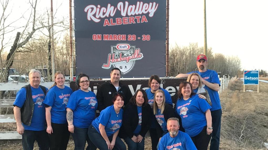 Rich Valley Hockeville