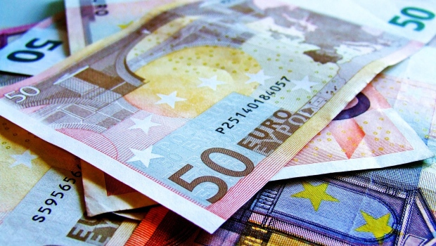 An image of European currency. (Pexels)