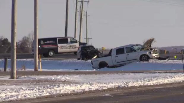 Listowel Road Crash