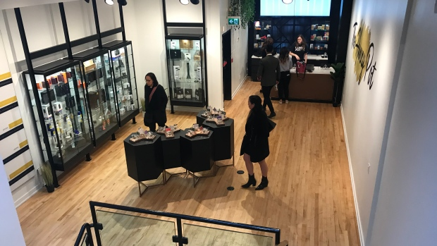 Thunder Bay getting cannabis store