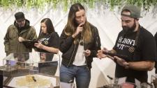 Toronto's first pot shop opens