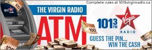 Virgin Radio ATM