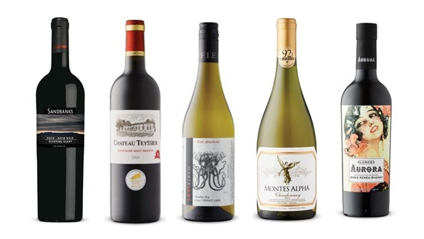 Wines of the week - April 1, 2019