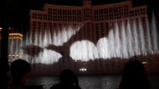 Game of Thrones show at the Bellagio