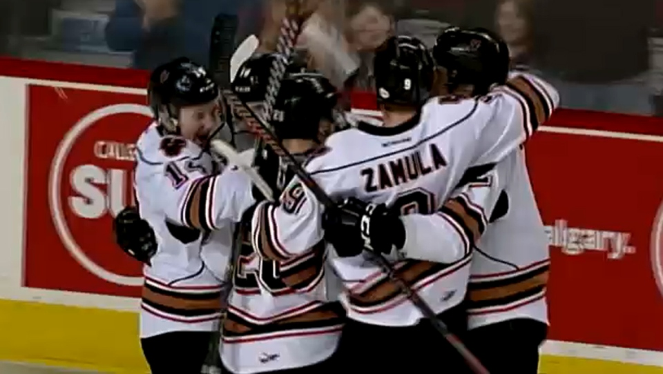 The Calgary Hitmen return to the ice Friday after a two week hiatus due to COVID-19, to complete a pandemic-shortened 21 game 2021 WHL season.