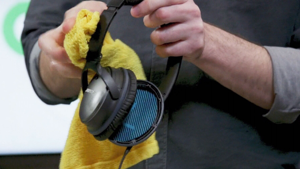 According to Consumer Reports tech editor Thomas Germain, any debris trapped inside of your headphones can muffle the sound coming from the device's driver, the component that converts electrical signals into sound. Without regular cleanings, this can lead to lasting damage — and with some units running as much as $500 that could be a costly misstep.