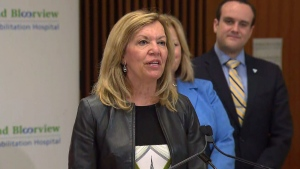 The parliamentary assistant to Health Minister Christine Elliott said Wednesday that the government is reviewing OHIP's Out-of-Country Travellers Program.