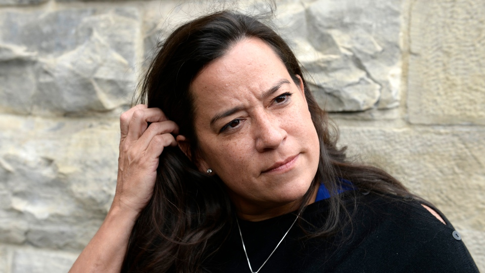 Liberal MP Jody Wilson-Raybould, former Minister of Justice and Attorney General of Canada, arrives on Parliament Hill in Ottawa on Tuesday, April 2, 2019. THE CANADIAN PRESS/Justin Tang